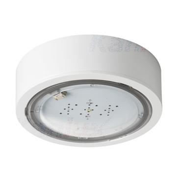 Picture of Lampada LED di emergenza ITECH - IP65 - interruttore automatico - illuminazione antipanico - 2W - TEST AUTOMATICO - 3H