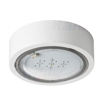 Picture of Lampada LED di emergenza ITECH - IP65 - interruttore automatico - illuminazione antipanico - 1W - TEST AUTOMATICO- 1H