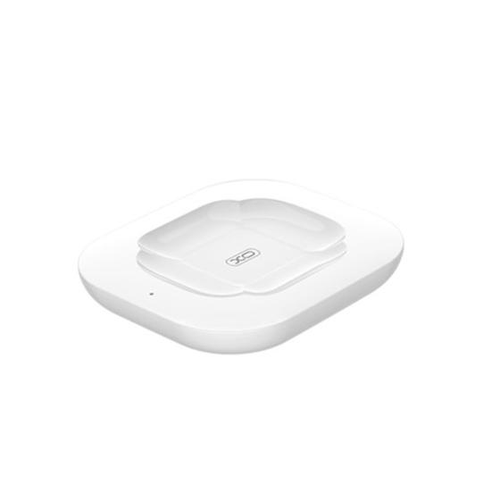 Picture of Caricabatterie wireless XO WX017 per Airpods 2 - Airpods Pro bianco 10W (ANCHE PER TELEFONI)