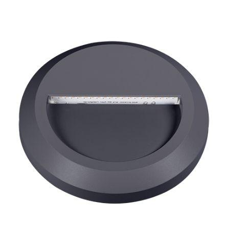 Immagine di segnapasso da esterno da parete LED - CROTO LED-GR-O