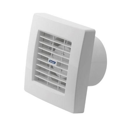 Immagine di TWISTER AOL120T Ventilatore da canale con otturatore automatico