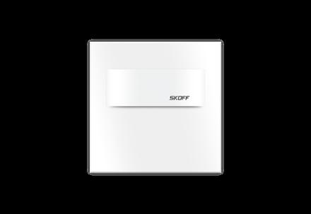 Immagine di SEGNAPASSO  - TANGO STICK SHORT - IP66 - bianco - 0.8W - installazione con colla o nastro biadesivo