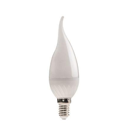 Immagine di IDO 4,5W/6,5W -  T SMD E14 - LAMPADINA LED A VETRO BIANCO