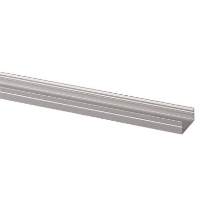 Immagine di PROFILO J - Profilo di moduli LED lineari- GRIGIO