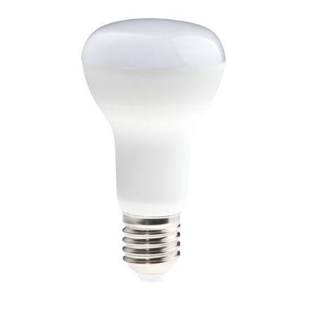 Immagine di SIGO LED R63 E27 8W - LAMPADINA A LED CON VETRO BIANCO
