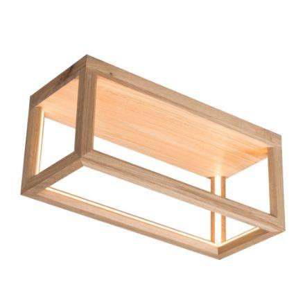 Immagine di KAGO LED A SOFFITTO - rettangolare - illuminazione con striscia - 50x18