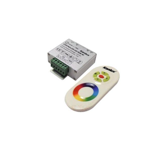 Immagine di Controller per nastri led CONTROLLER RGB - 12DC