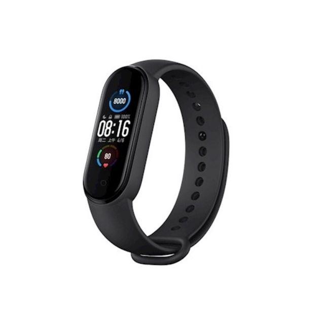Immagine di Xiaomi Band 5 Orologio Fitness Tracker Uomo Donna Cardiofrequenzimetro da Polso Contapassi Smartband Sportivo Activity