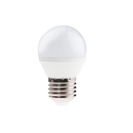 Immagine di BILO 6W - T SMD E27 - LAMPADINA MINI GLOBO LED CON VETRO BIANCO