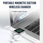 Immagine di Caricabatterie wireless XO per Apple Watch CX003 bianco