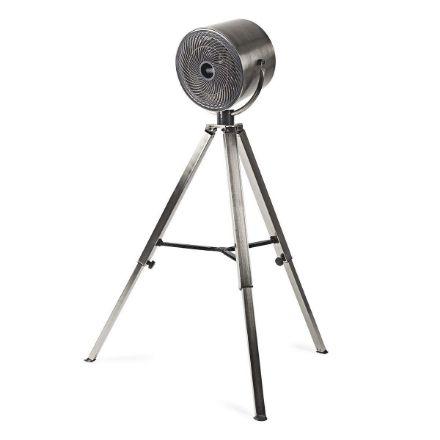 Immagine di Ventilatore a Piantana  Diametro: 250 mm   3-Velocità   Altezza regolabile   45 W   Flusso d'aria direzionale   Metallo