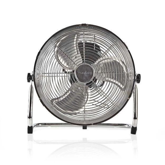 Immagine di Ventilatore da pavimento  300 mm | 3-Velocità | inclinabile | Metallo