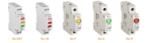 Immagine di Indicatore di tensione per la guida din SL-RGB SL-RGB 3in1
