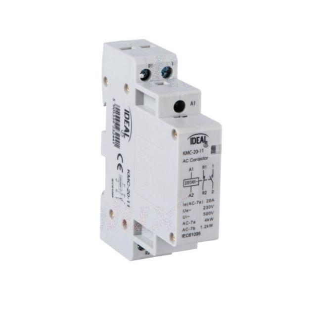Immagine di Contattore modulare, alimentazione 230V AC KMC KMC-20-11