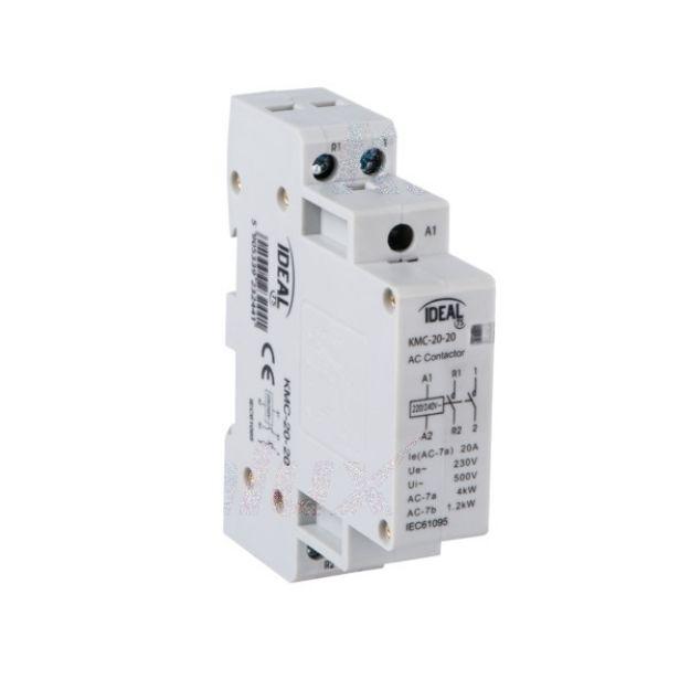 Immagine di Contattore modulare, alimentazione 230V AC KMC KMC-20-20