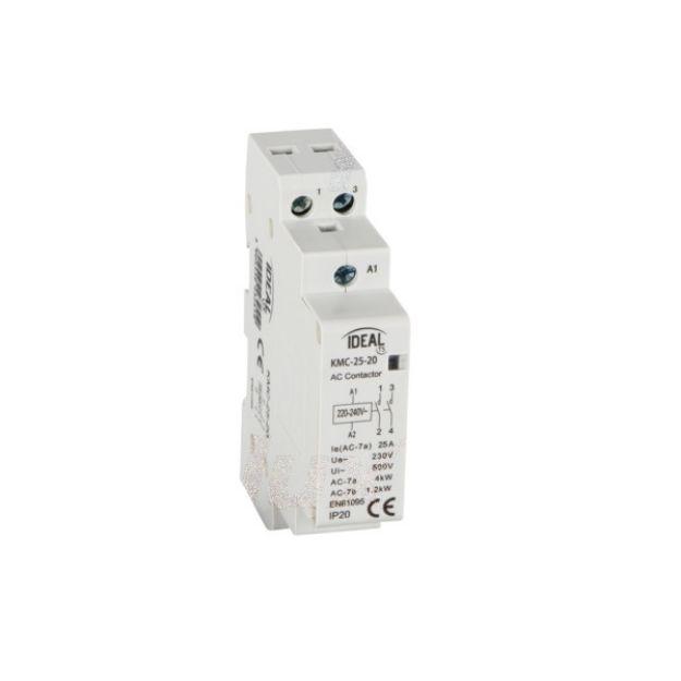 Immagine di Contattore modulare, alimentazione 230V AC KMC KMC-25-20