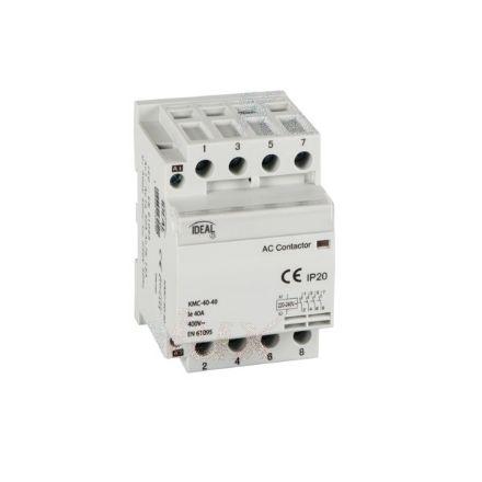 Immagine di Contattore modulare, alimentazione 230V AC KMC KMC-  40-40