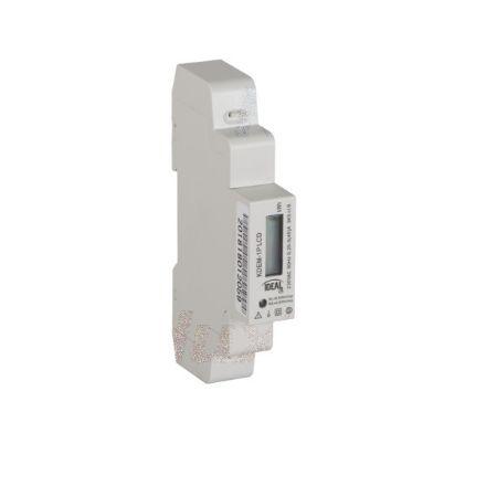 Immagine di Contatore energia 1P In 45A KDEM KDEM-1P LCD