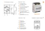 Immagine di Contatore energia 3P In 100A KDEM KDEM-3P LCD