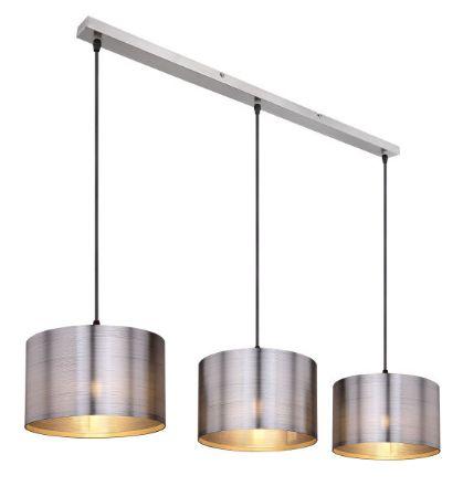 Immagine di SINNI - MODELLO 3 LAMPADE ROTONDE - 1100*250*140*250 MM