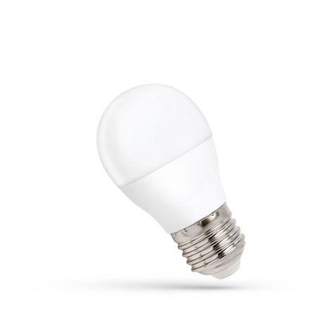 Immagine di LAMPADINA MODELLO BALL G45 - ATTACCO E27  - 8W - LED