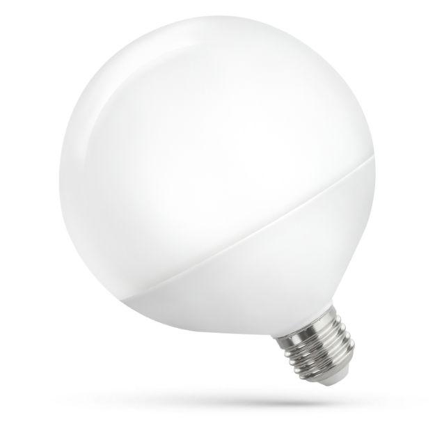 Immagine di LED GLOBO 16W E27 - LAMPADA MODELLO GLOBO IN VETRO BIANCO