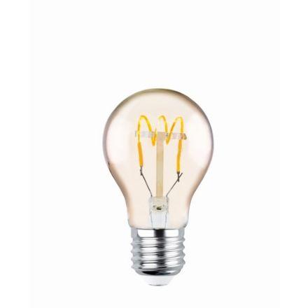 Immagine di LED Bulb Filament E27 A60 4W 230V 2000K 250lm