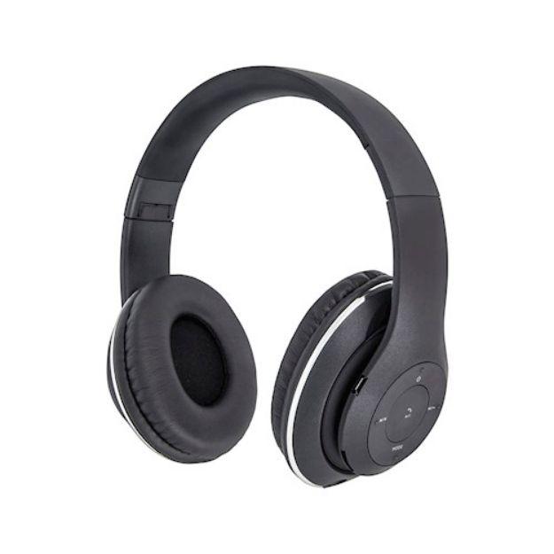 Immagine di Cuffie Bluetooth Music Soul BHS-300 nere