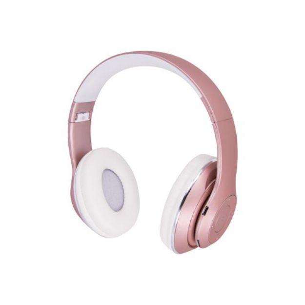 Immagine di Cuffie Bluetooth Music Soul BHS-300 - PINK