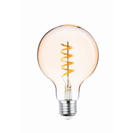 Immagine di LED Bulb Filament E27 G95 4W 230V 2000K 250lm