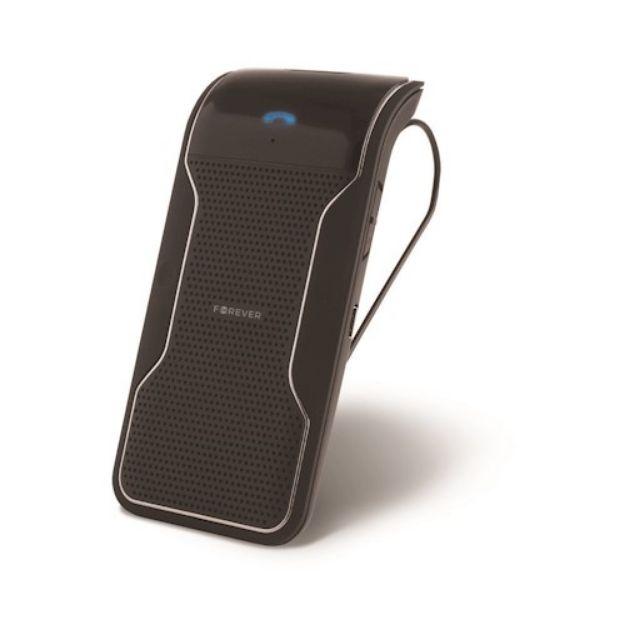 Immagine di KIT VIVAVOCE: kit vivavoce per auto Forever BK-100 con tecnologia Bluetooth 3.0. Il set offre 20 ore di conversazione, 45 giorni in standby