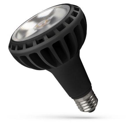 Immagine di LED PAR30 20W E27 24° COB3000 - NERO