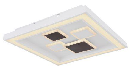 Immagine di NOLO LED 48W / RGB LED 6W - 3000-6000K - 48*48*8 cm - SQUARE