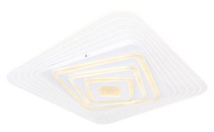Immagine di JOCELYN  LED 40W - 3000*6500 - 50*50*6,5 CM - QUADRATA - SMART LIGHT O TELECOMANDO