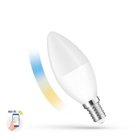 Immagine di LAMPADINA CCT SMART LED - CANDLE 5W E-14 - DIMM